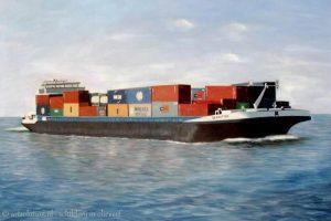 Boot laten schilderen