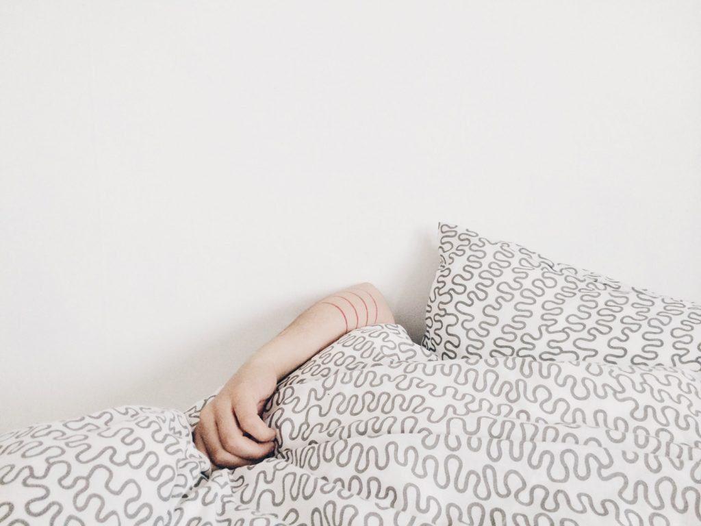 Wollen dekens